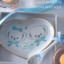 【セット割引4枚セット】Anniversary Bear転写紙/ブルー 2種×2枚の4枚セット