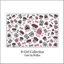 【単品★限定OFF】It Girl Collection転写紙/ピンク