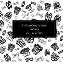 【新色★単品】2周年記念価格★It Girl Collection転写紙/MONO