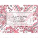 【単品】FabulousFlower★ピンクグラデーション
