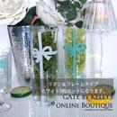 SALE【ガラス用・ホワイト】フレームタイプ★NewYorkCharm転写紙■セット割引3枚セット