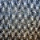 木版更紗#009(紺地、白小波)