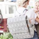 ペチュニアピックルボトム Boxy Backpack Quartz BBGL-511-00