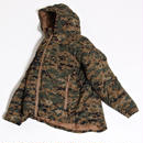 ECWCS LEVL7 HIGH LOFT JKT / DIGITAL WOODLAND CAMO / size:XS/REGULAR