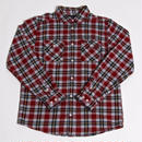 RVCA THATLL WORK FLANNEL SHIRTS / ROSE WOOD(REW)