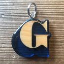 """GEE ORIGINAL KEYHOLDER  """"G"""" / BLUE"""