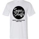 Super Shuffle / ロゴTee(ホワイト)