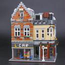 LEPIN  ストリート 街、建物 レゴ未発売 15034 LEGO互換品