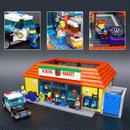 ザ・シンプソンズ KWIK-E-MART  LEGO互換ブロック  Lepin社