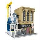 LEPIN レゴ互換品 ストリートビルディング レンガ 建物 15035