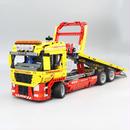 クリエイターシリーズ フラットベッド・トラック LEGO互換ブロック Lepin