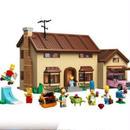 ザ シンプソンズ ハウス レゴブロック互換品  LEPIN社