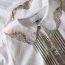 yukifujisawa  white blouse