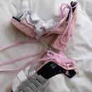 mikiosakabe pink kirakira shoes