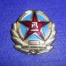 中国人民解放軍87式制帽用帽章