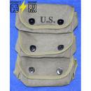 【複製品】WW2米軍手榴弾ポーチ アメリカ軍