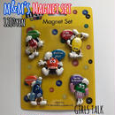 m&m's Magnet set