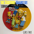 the Simpsons Magnet set