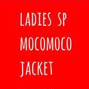 ladiesSp mocomoco jacket