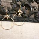 【Shining ring】ピアス