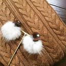 【Chestnut fur】ピアス&イヤリング