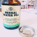 【浮腫みとりサプリ】SOLGAR  HERBAL WATER PILL