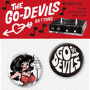 The Go-Devils Buttons