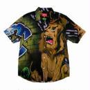 Supreme Lion's Den Shirt S 18SS 【中古】