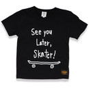 See you later T-Shirts BLACK