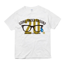 GUG 20thロゴ Tシャツ