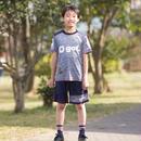 Jr.杢ドライシャツ(G775-184)