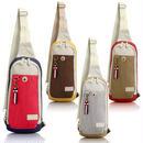 LIBERTO(リベルト) キャンバスボディバッグ 全4色 新品