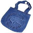 ハンティングワールド HUNTING WORLD トートバッグ DT-M-131 新品
