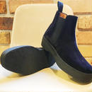 "Sanders ""MAD GUARD"" Chelsea Boots  BLACK"