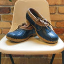 OLD LL BEAN Rubber Moccasin