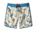 【86730】M's Scallop Hem Wavefarer Board Shorts - 18 in.(通常価格:9720円)