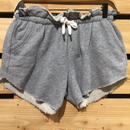 【K17S02】knot sisters HIGHLAND SHORTS(通常価格:8,100円)