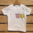 【H17S02】Smile High Club smile T-shirts (通常価格:2592円)