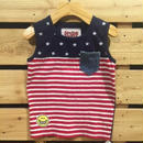 【H17S07】Smile High Club usa tank top (通常価格:2592円)