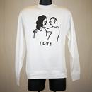 【O18A04】LOVE L/S(通常価格:8856円)