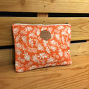 【R18S10】R Recycle Hawaii fabric pouch L(通常価格:3132円)