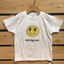 【H17S06】Smile High Club Mr smile T-shirts (通常価格:2592円)