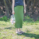 【Z17S11】Laughaha Skirt Pant(通常価格:9,720円)