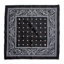 GOOD PARIS BANDANA / BLACK GDG-001