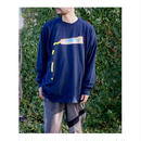BRAIN DEAD 「Ooze Long  Sleeve」