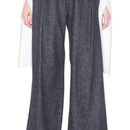 CATCOPY  「denim  wide  baggy  pants」