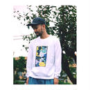 SON OF THE CHEESE「Face long shirt」