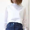 CATCOPY  「stand  collar  shirts」