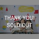 完売  ◆数量&期間限定 おうち写真館 Santa & friends  WHITE Lサイズ(縦1030 × 横1456 mm)