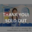 ★数量・期間限定 おうち写真館 koinobori SEA(青) *名入れあり 【Mサイズ:縦841 × 横1189 mm】